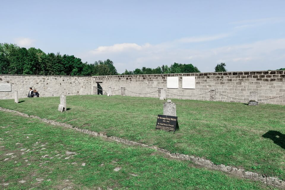 QUARANTINE (Quarantänehof) Mauthausen