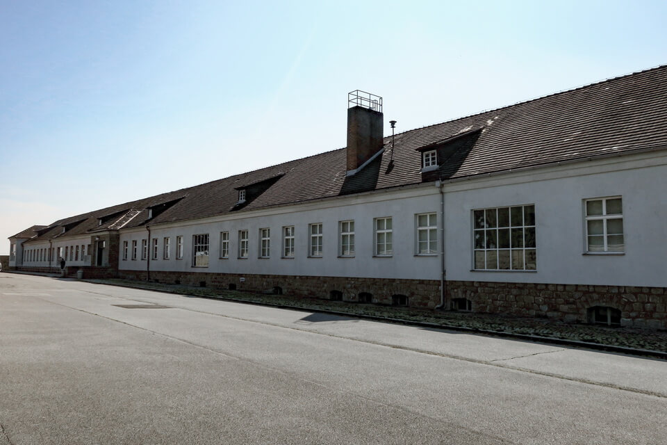 INFIRMARY (Krankenrevier) in Mauthausen Konzentrationslager