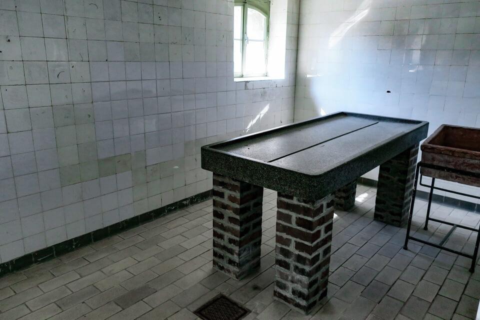 torture room Mauthausen
