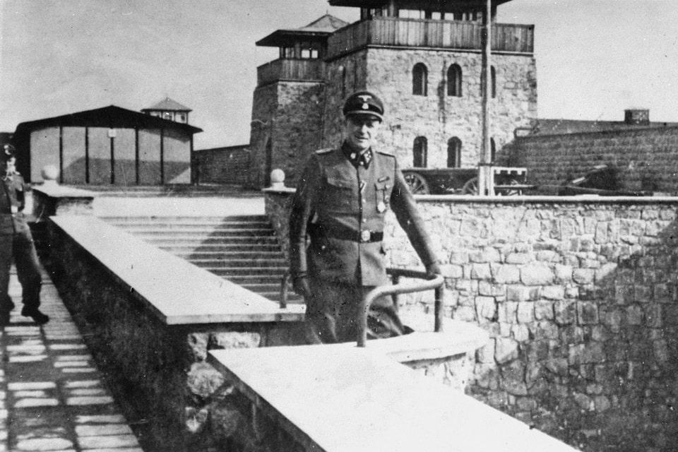 Commandant Franz Ziereis Mauthausen