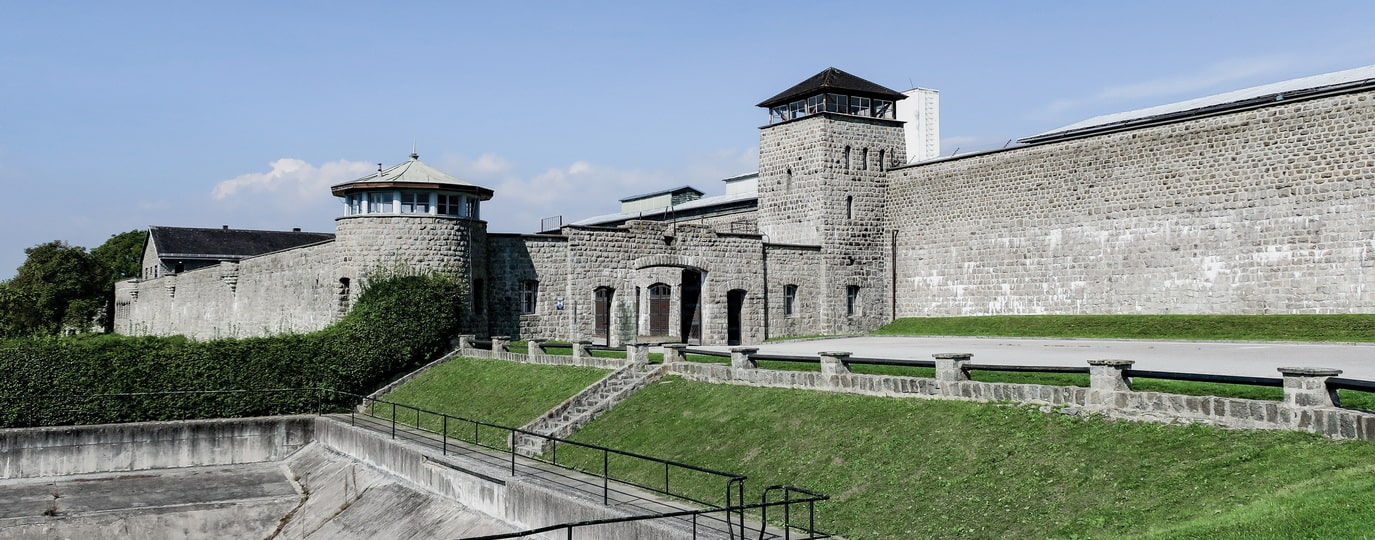 Mauthausen Concentration Camp today