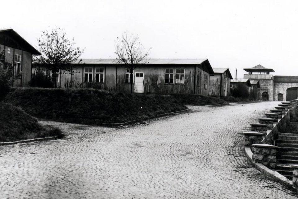 SS barracks