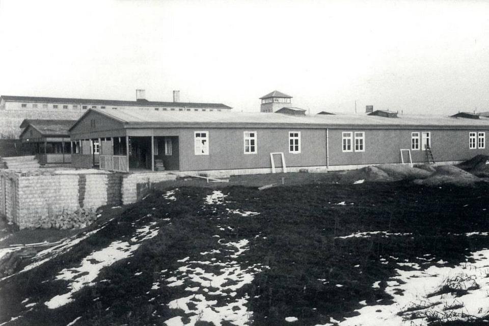 SS workshops Mauthausen