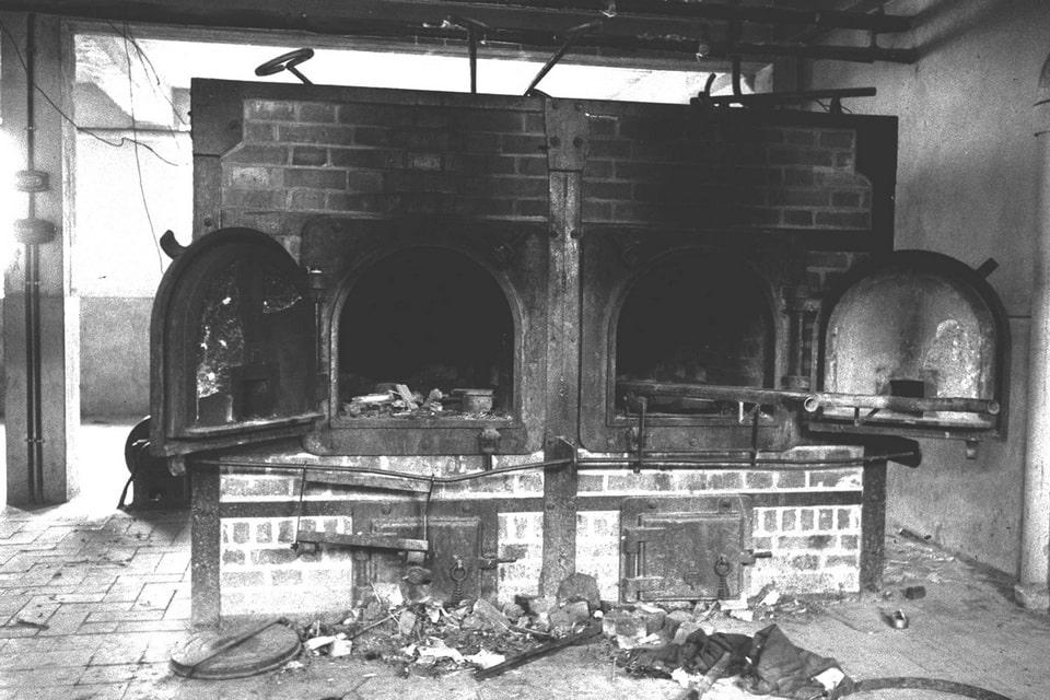 Crematoria Mauthausen