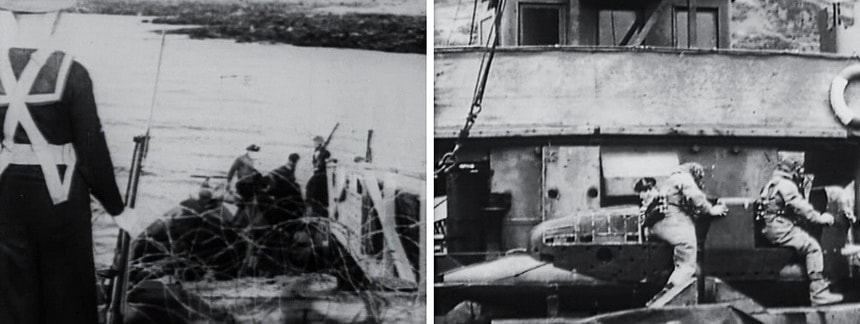 Бойцы норвежского сопротивления / Norwegian Resistance Fighters