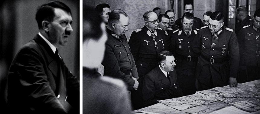 Отношение Зигфрида Вестфаля к Адольфу Гитлеру