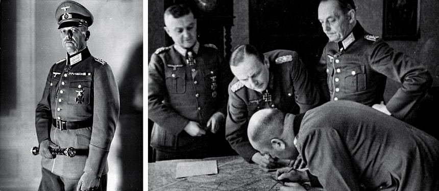 Отношение Зигфрида Вестфаля к Герду фон Рундштедту