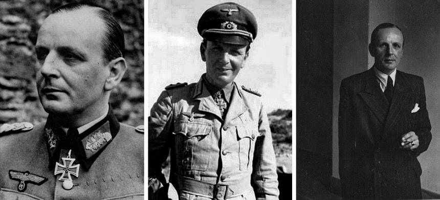 Немецкий генерал Зигфрид Вестфаль биография