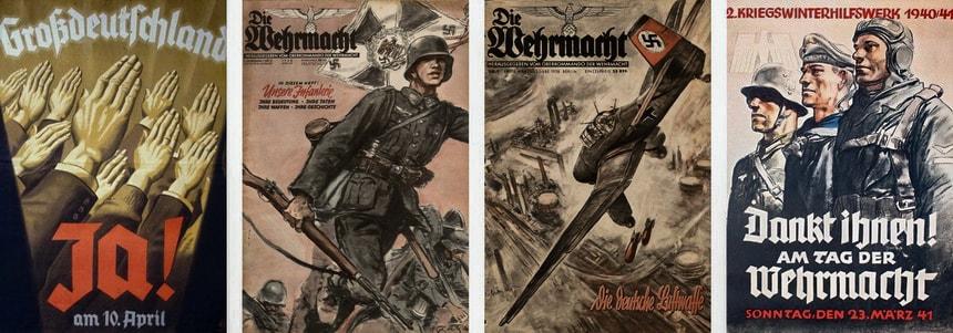 Интроспективный взгляд Вермахта на войну