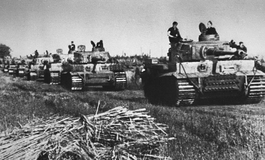 Операция Цитадель 1943