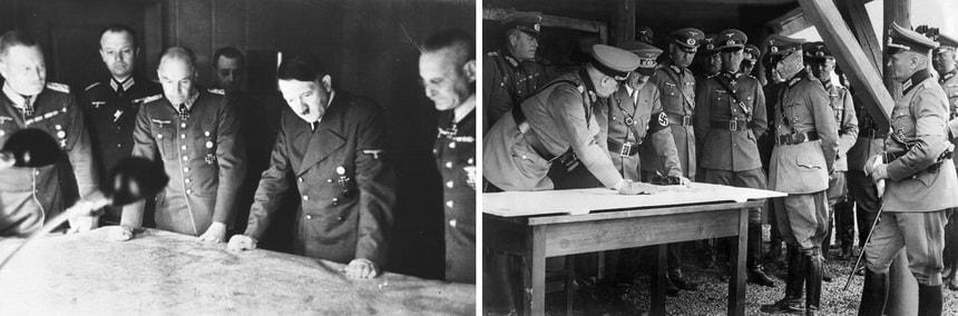 Гитлер и его генералы. Роковые решения Вермахта