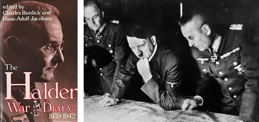 Военный дневник Франца Гальдера