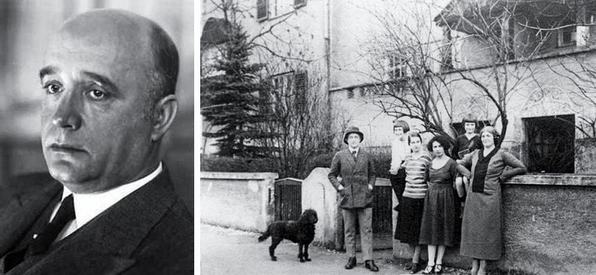 Фридрих Рек-Маллечевен (Friedrich Reck-Malleczewen, 1884-1945)
