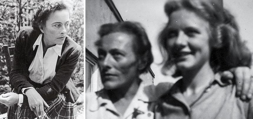 Рут Андреас-Фридрих (Ruth Andreas-Friedrich, 1901-1977)