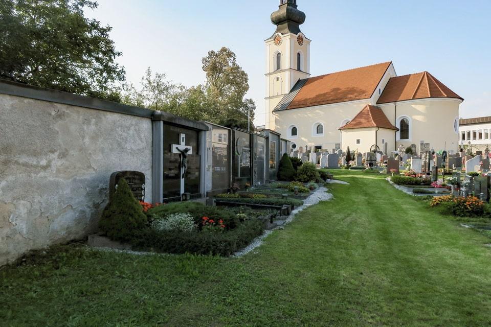Cemetery of Leonding, Autsria