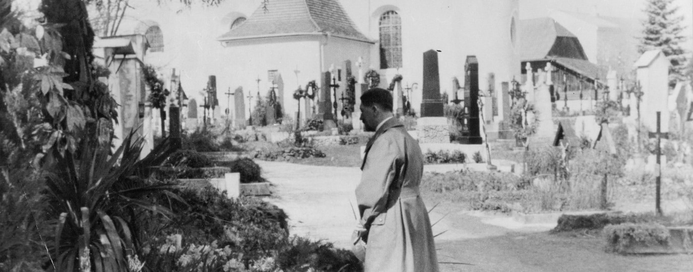 Hitler in Linz and Leonding