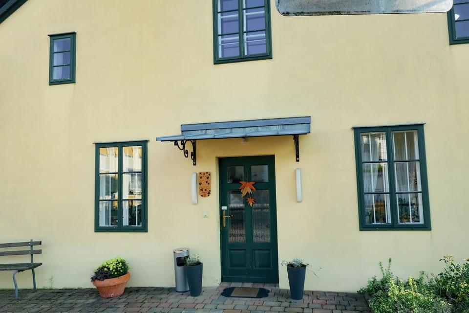 Home of Adolf Hitler in Leonding, Austria