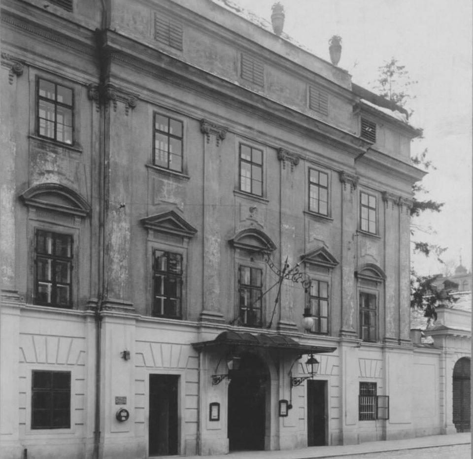 Landestheater theatre in Linz