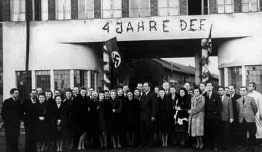 Фабрика Оскара Шиндлера в Кракове DEF