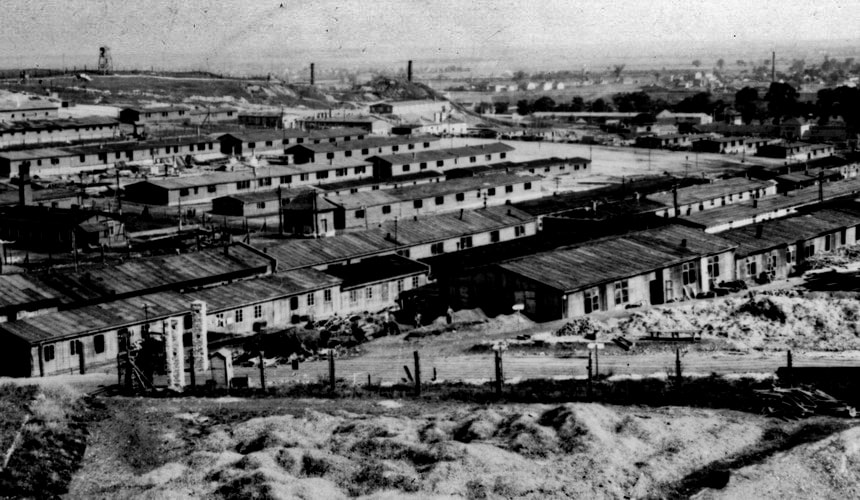Концентрационный лагерь Плашов в Польше. Schindler's list