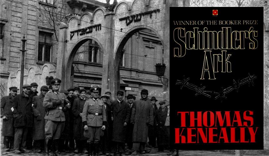 Список Шиндлера книга Томаса Кеннели (Schindler's ark)