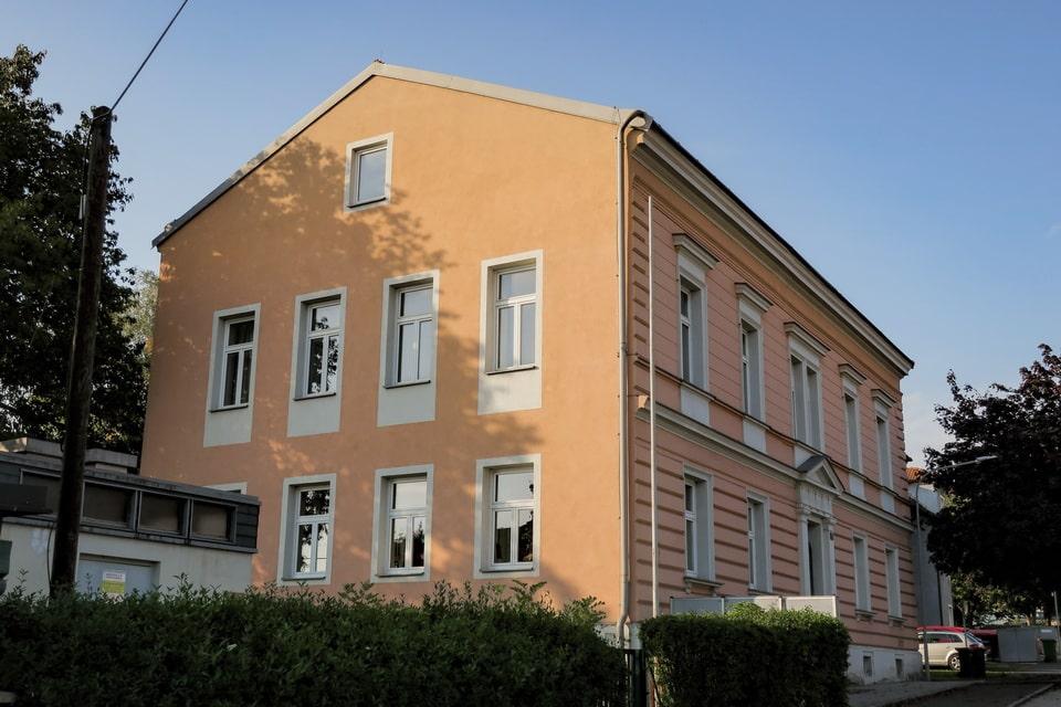 Hitler's school in Leonding
