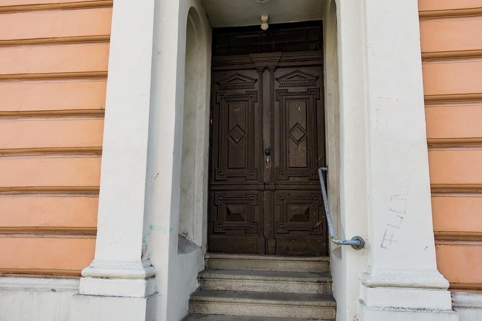 Hitler attended this school in Leonding 1899-1903