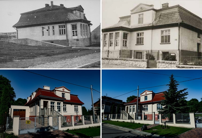 Amon Goeth villa Plaszow