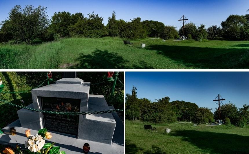 ''Hujowa Górka'' mass execution site Plaszow krakow