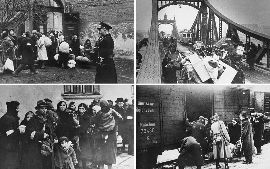 Судьба краковских евреев