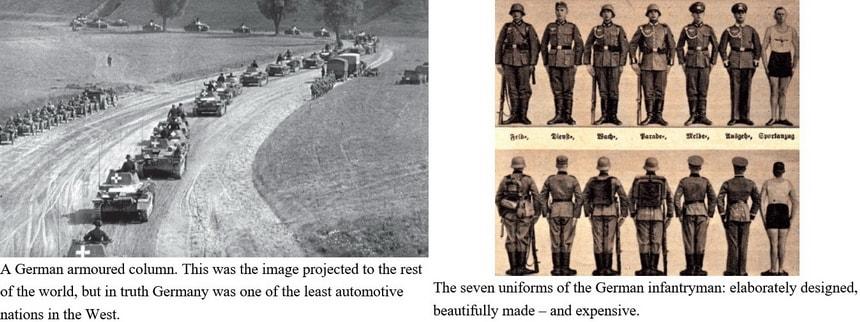 Операционный подход к истории: Логистика