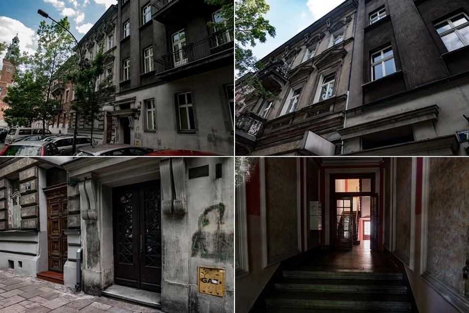 Квартира Оскара Шиндлера в Кракове