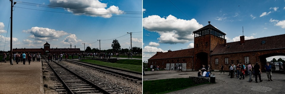 Auschwitz Birkenau Schindler's list filming location