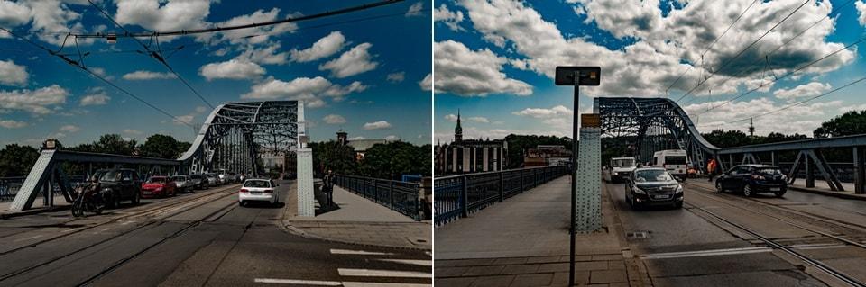 Мост Пилсудского в Кракове