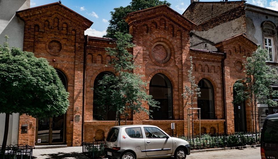 Zucker Synagogue Krakow