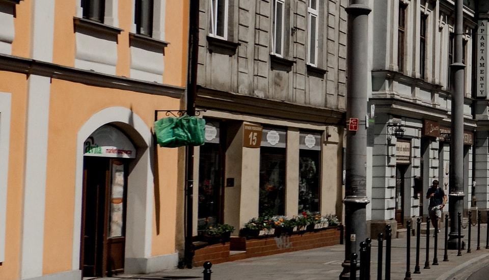 VARIETE restaurant Krakow