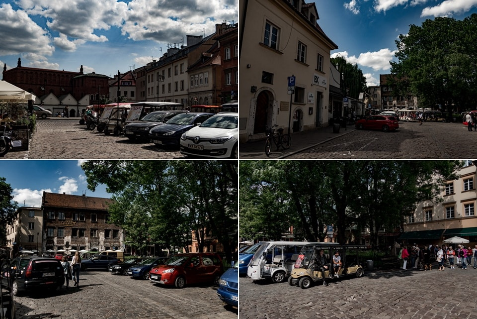 Ghetto main square (Plaz zgody). Schindler's list movie locations