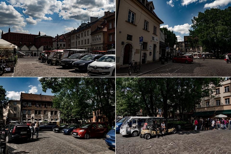 Главная площадь гетто