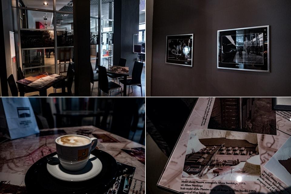 Тематическое кафе по фильму Список Шиндлера в Кракове