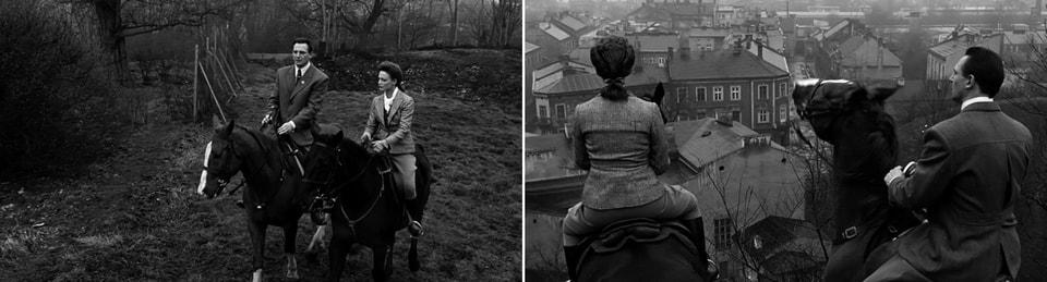 Шиндлер с любовницей на холме