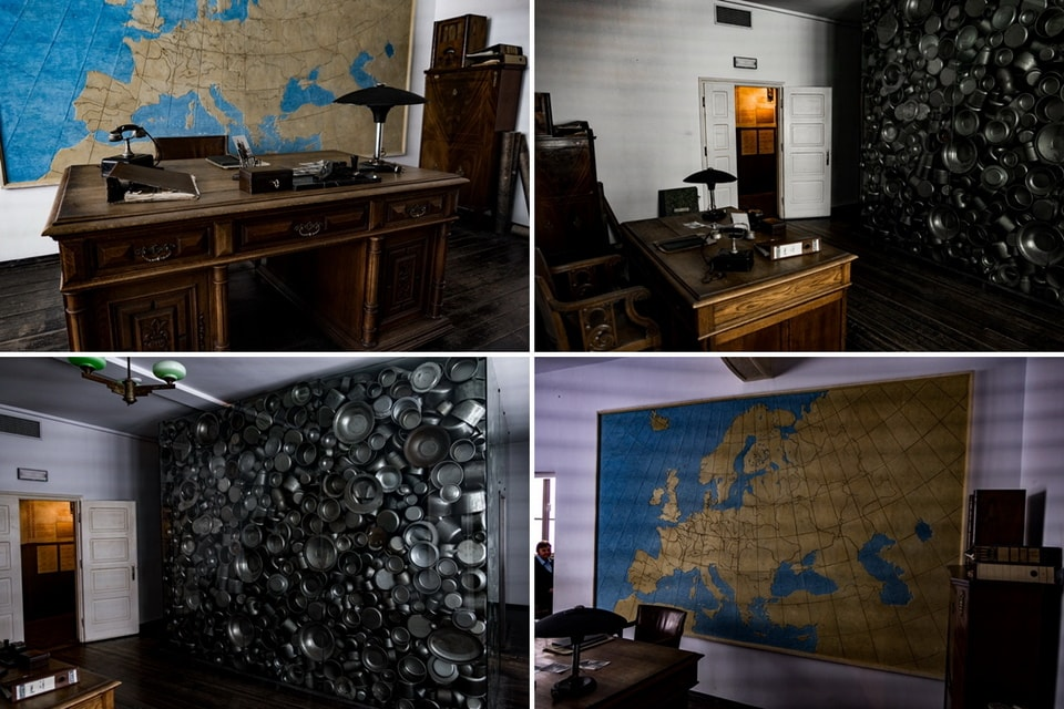 Oskar Schindler's office