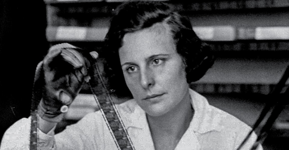 Leni Riefenstahl director triumph des willens 1935