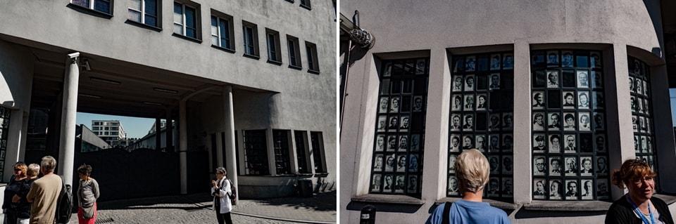Фабрика Оскара Шиндлера по адресу Липовая 4