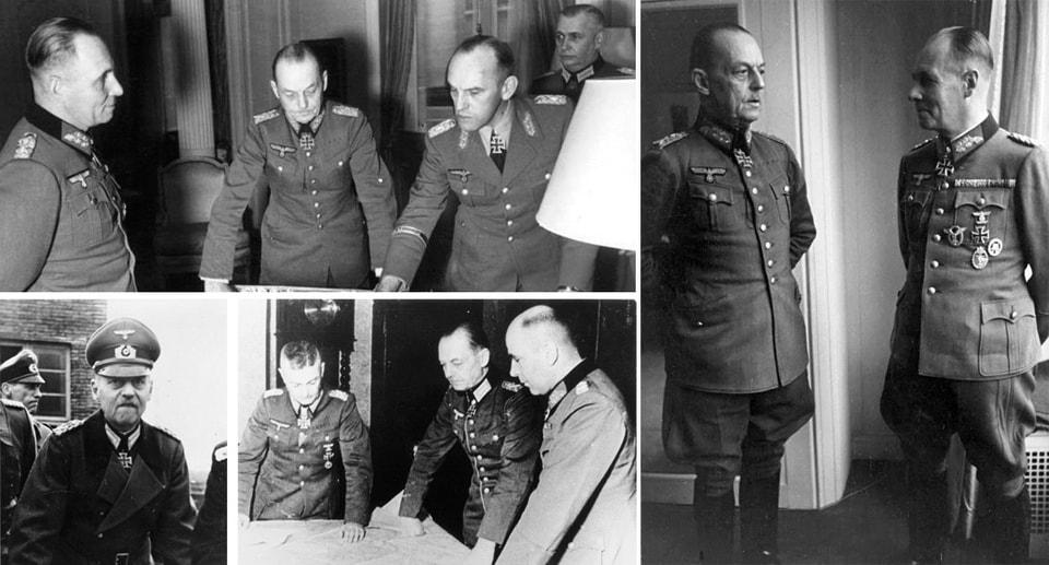 Герд фон Рундштедт - стратег Третьего рейха