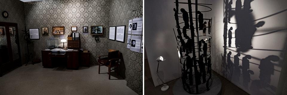 Временная выставка на фабрике Оскара Шиндлера