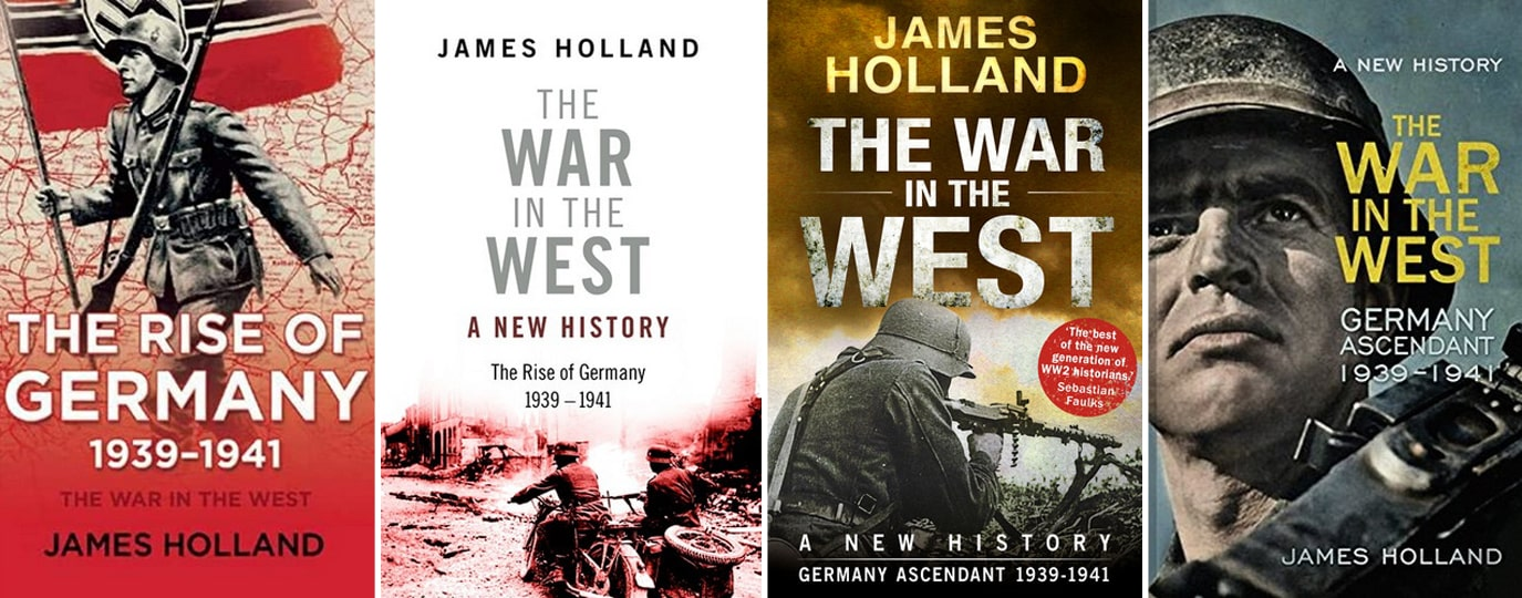 J. Holland — The War in the West