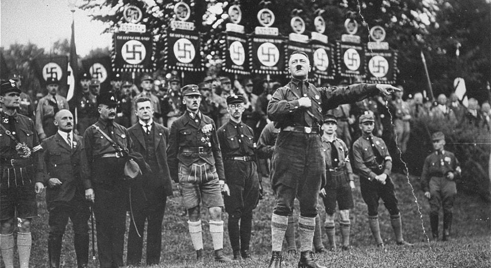 19-21 August 1927. Nuremberg.