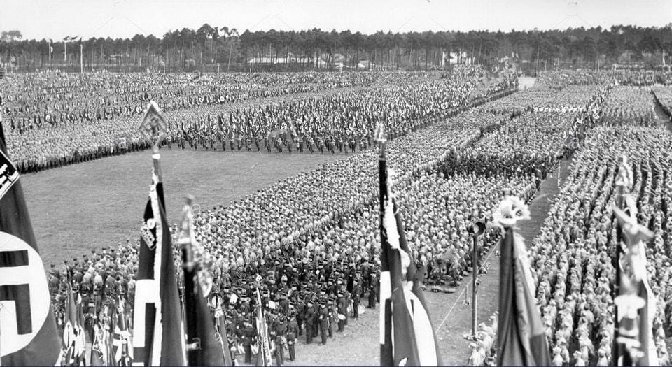 'Reichsparteitag des Sieges' (Congress of Victory).