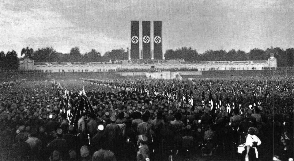 10-16 September 1935. The VII Nazi Party Rally