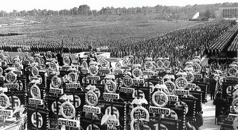 8-14 сентября 1936 года. г. Нюрнберг.
